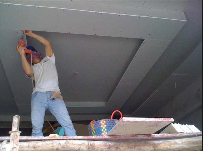 Thợ làm thạch cao tại quận tân bình
