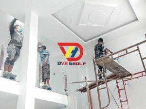 Dịch vụ sơn nhà chuyên nghiệp - sơn nhà theo yêu cầu