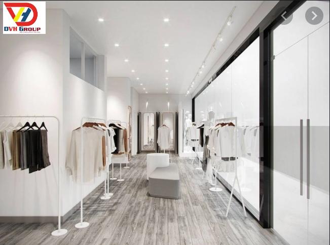 Dơn vị thiết kế thi công nội thất showroom tại tphcm