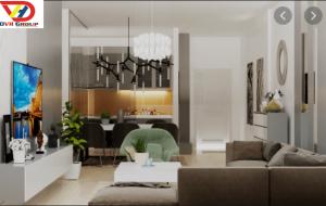 Thiết kế nội thất không gian căn hộ