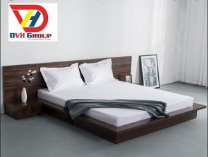 thiết kế theo yêu cầu của khách hàng mẫu giường ngủ đẹp hiện đại