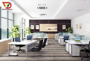 Thiết kế nội thất văn phòng tại TP Hà Nội