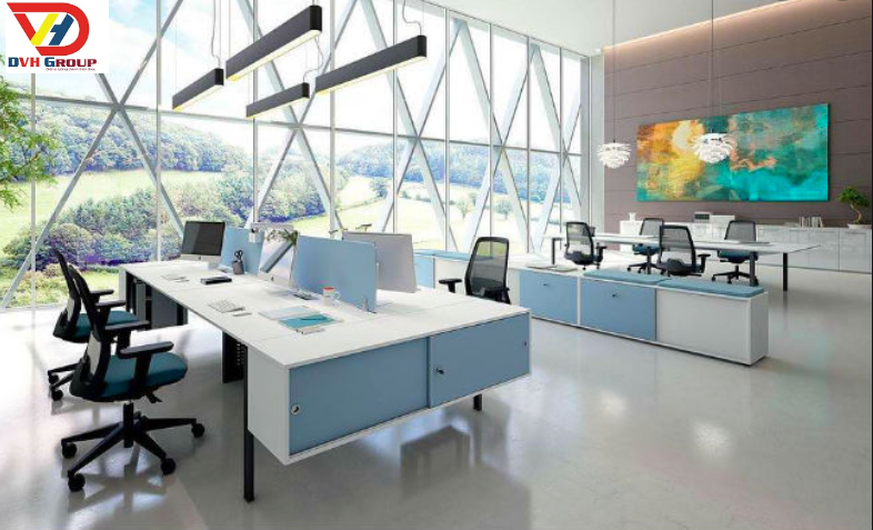 thiết kế nội thất văn phòng tại đồng nai