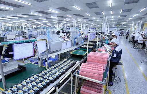Xây Dựng Hệ Thống Phòng Sạch Cho Công ty Điện Tử KCN Nhơn Trạch Đồng Nai