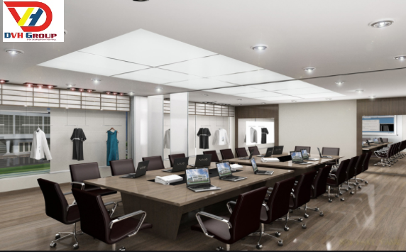 thiết kế nội thất văn phòng tại biên hoà
