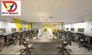 Thiết kế văn phòng tại quận 2 chuyên nghiệp