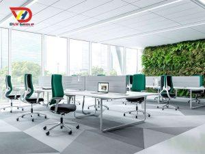 Nội thất văn phòng tại quận phú nhuận  - Thiết kế văn phòng giá rẻ