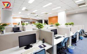 Nội thất văn phòng tại quận 4 - thiết kế văn phòng giá rẻ