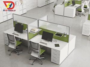 Nội thất văn phòng tại quận 11 - Thiết kế văn phòng giá rẻ
