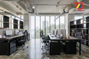 Thiết kế thi công văn phòng chuyên nghiệp DVHGroup