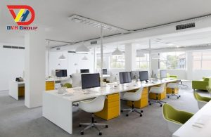 Đơn vị thiết kế văn phòng chuyên nghiệp