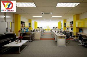 Nội thất văn phòng tại quận 3 - thiết kế văn phòng chuyên nghiệp