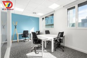Nội thất văn phòng tại quận tân phú- Thiết kế văn phòng giá rẻ
