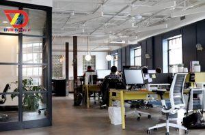 Nội thất văn phòng tại quận 10 - Thiết kế văn phòng giá rẻ