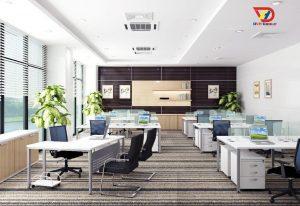 Thiết kế văn phòng tại quận 3 chuyên nghiệp