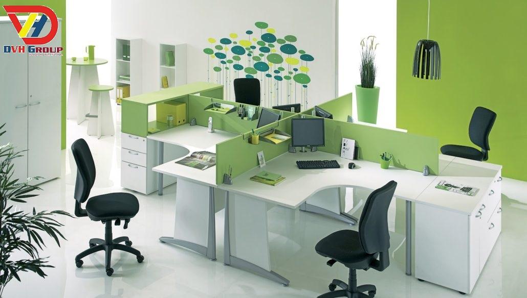 Công ty thiết kế nội thất văn phòng quận 1