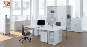 Nội thất văn phòng tại quận 1 chất lượng