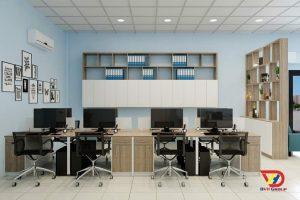 Thiết kế văn phòng chuyên nghiệp - Thi công uy tín