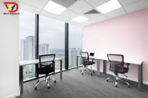 Nội thất văn phòng tại TP Thủ Dầu Một