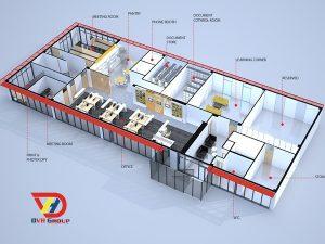 Thiết kế nội thất 2D 3D chuyên nghiệp