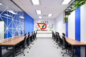 Giải pháp thiết kế văn phòng tốt nhất cho mọi công ty
