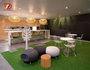 Thiết kế khu vực phòng Pantry cho văn phòng giải trí những lúc nghỉ ngơi