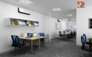 Thiết kế văn phòng tại quận 4 chuyên nghiệp