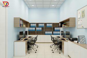 Công ty thiết kế thi công nội thất văn phòng chuyên nghiệp