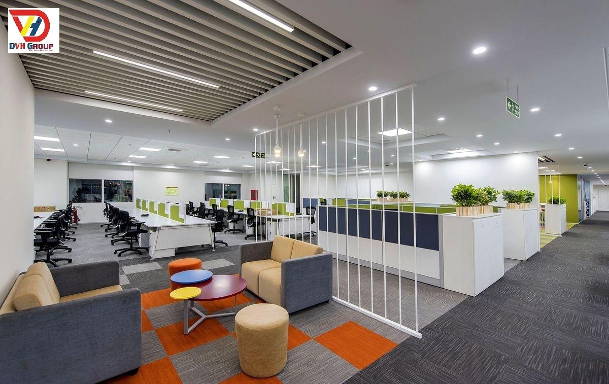 Công ty thiết kế nội thất văn phòng tại quận 11