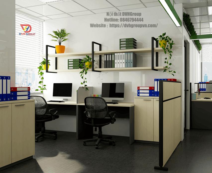 Công ty thiết kế nội thất văn phòng tại quận 10