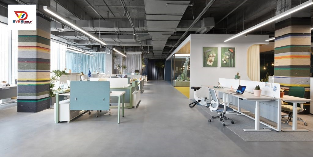 Công ty thiết kế nội thất văn phòng tại Đồng Nai