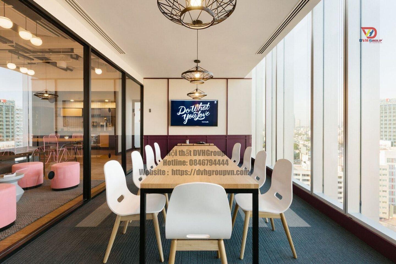 Công ty thiết kế nội thất văn phòng tại Bình Dương - Nội thất DVHGroup