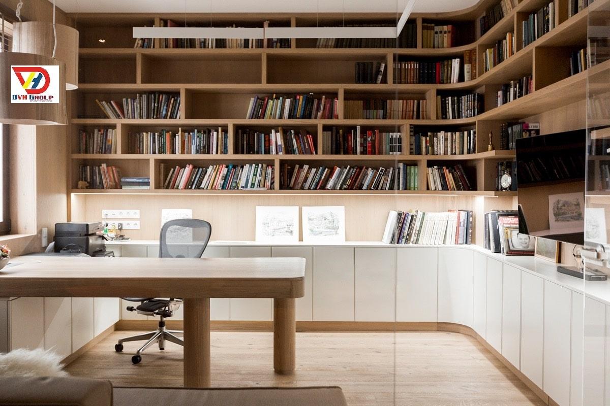 Công ty thiết kế nội thất văn phòng tại quận Tân Bình