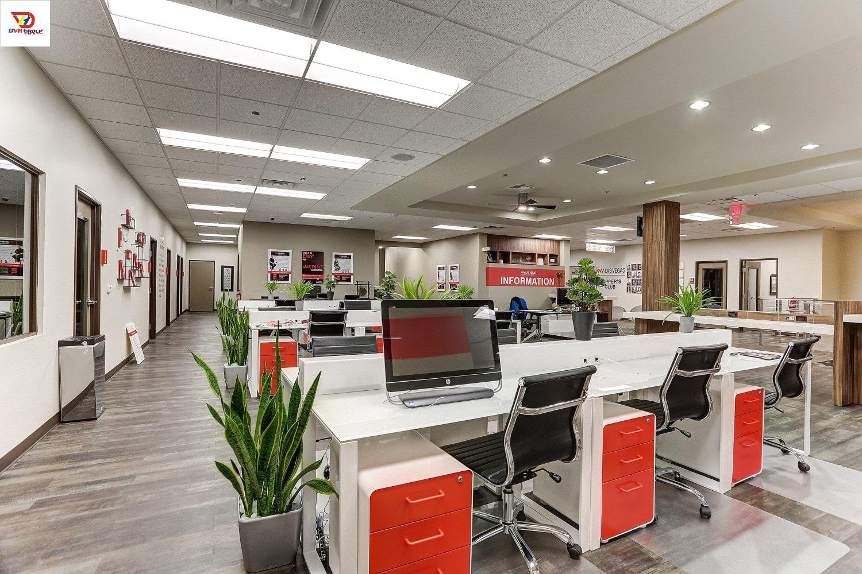 Công ty thiết kế nội thất văn phòng tại Nghệ An