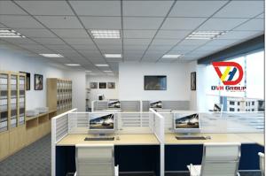 Công ty thiết kế nội thất văn phòng Quận 5