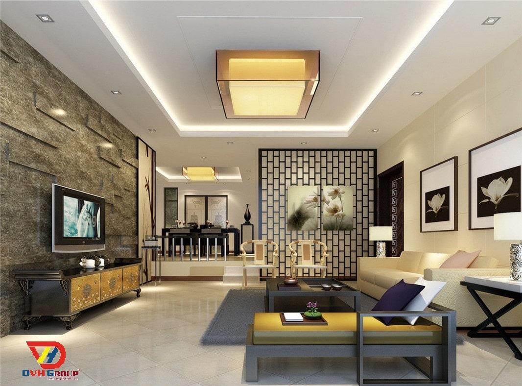 Thiết kế nội thất căn hộ chung cư tại quận 2