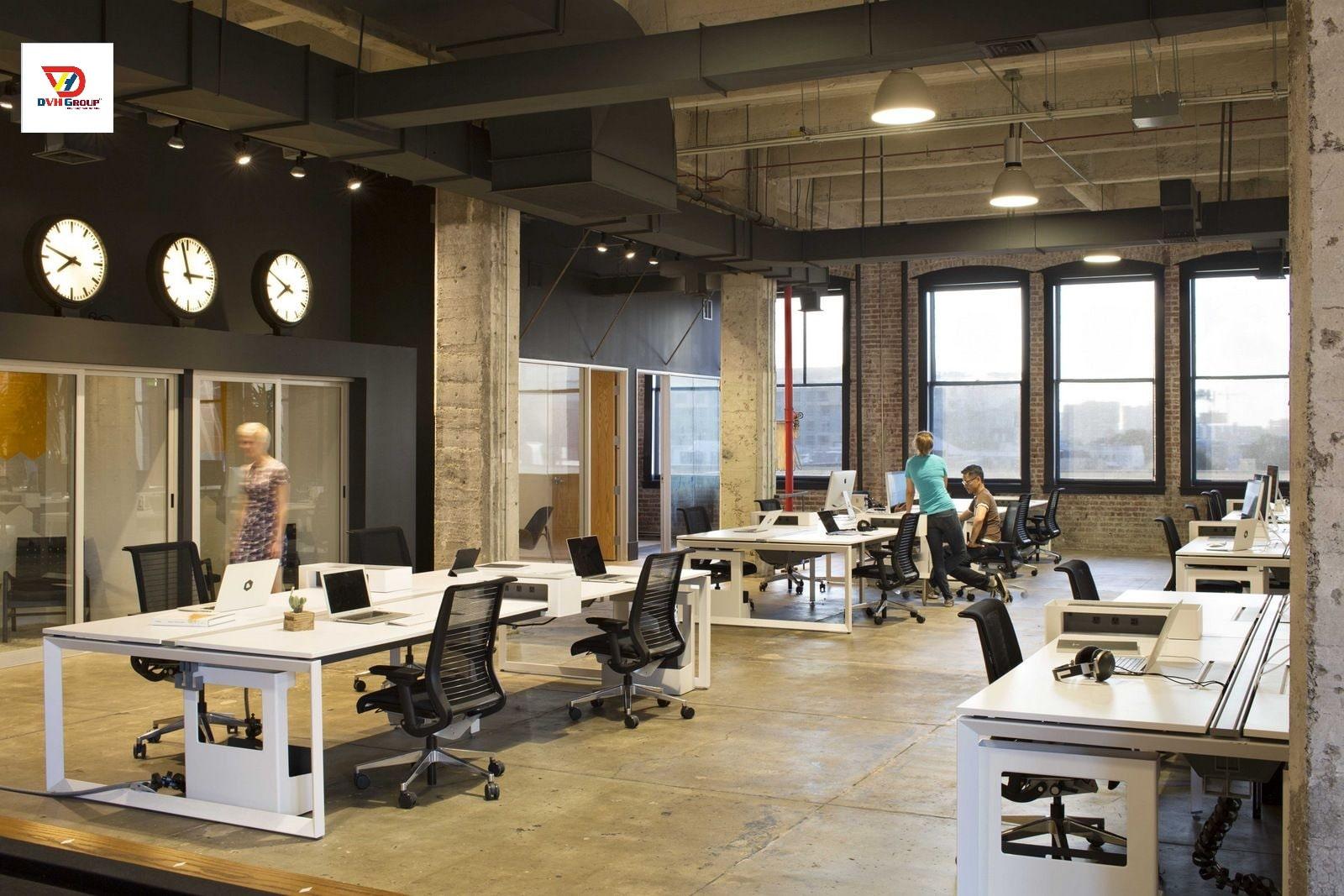 Công ty thiết kế nội thất văn phòng quận Thủ Đức