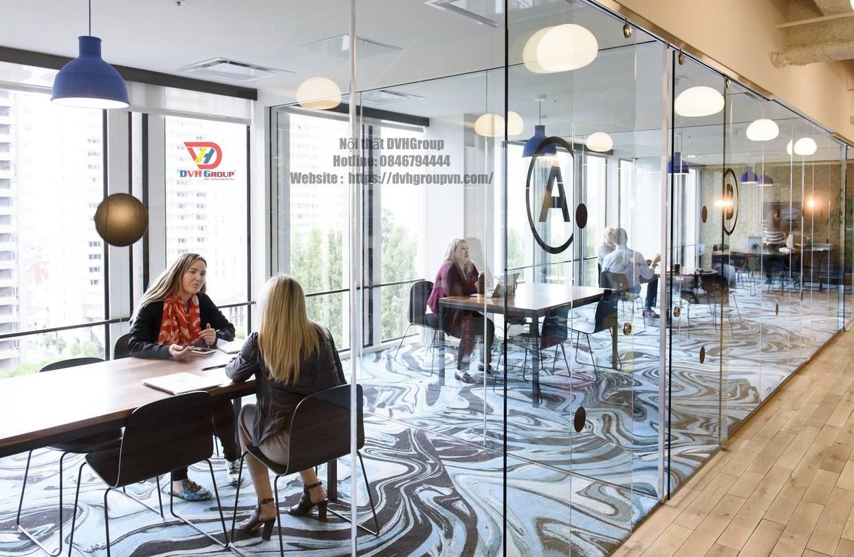 Công ty thiết kế nội thất văn phòng tại Đồng Nai - Nội thất DVHGroup