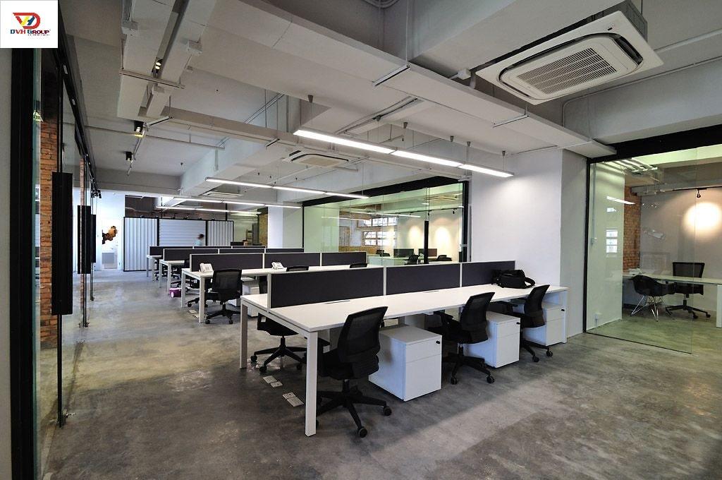 Công ty thiết kế nội thất văn phòng tại Long An - Nội thất VDVHGroup