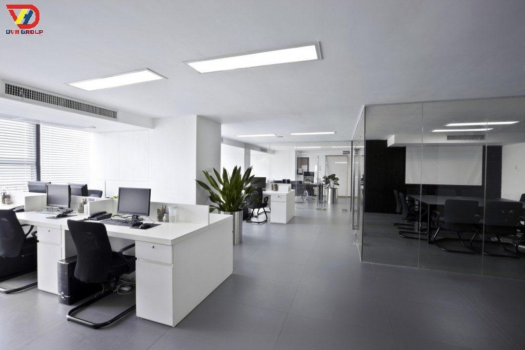 Công ty thiết kế nội thất văn phòng tại quận 9