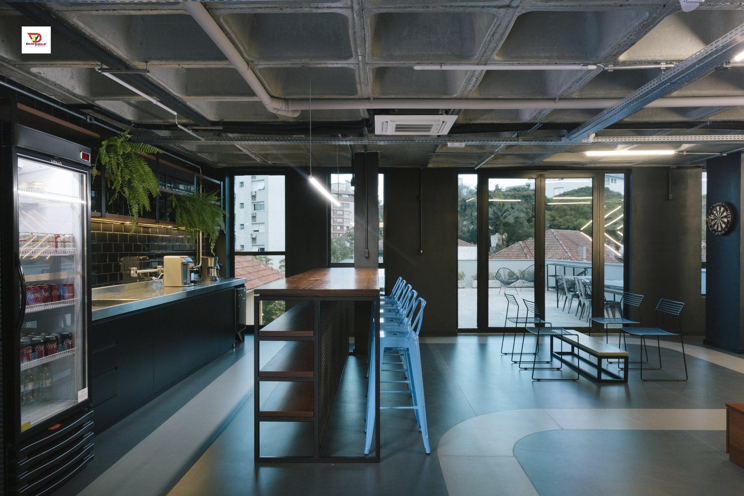 Công ty thiết kế nội thất văn phòng quận Gò Vấp
