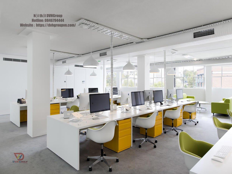 Công ty thiết kế nội thất văn phòng Quận 4