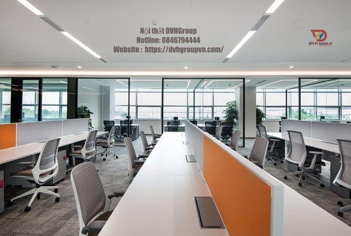 Công ty thiết kế nội thất văn phòng tại quận Tân Bình - Nội thất DVHGroup