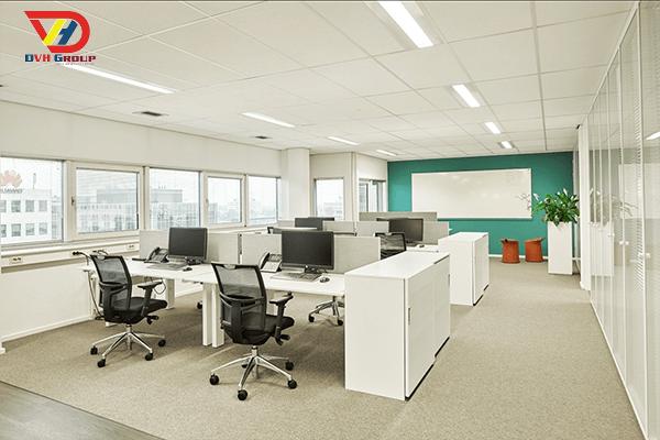 Thiết kế nội thất văn phòng tại quận 8