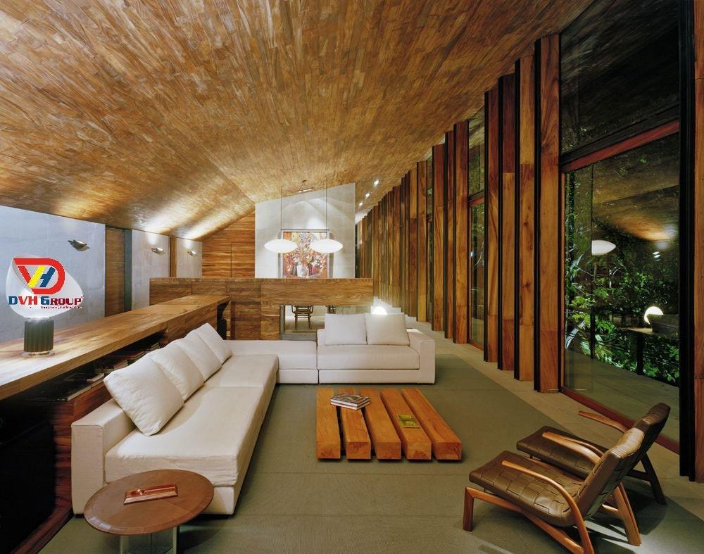 Thiết kế nội thất căn hộ chung cư tại quận 9