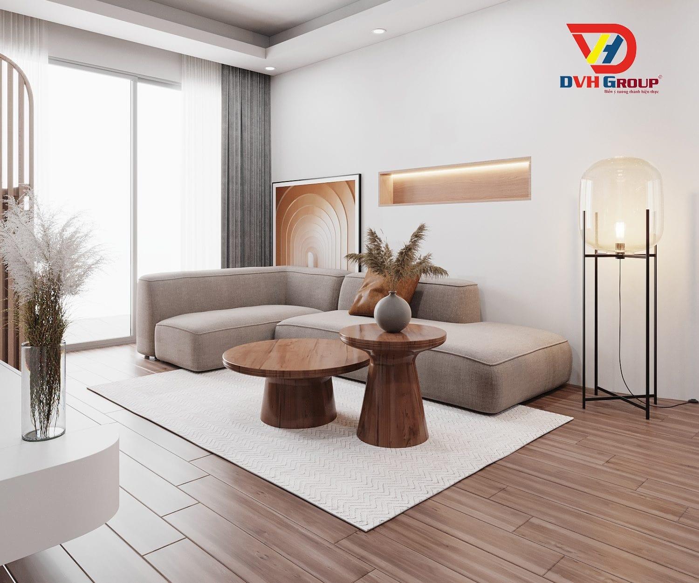 Thiết kế nội thất căn hộ chung cư - Xu hướng tiện ích, tối giản