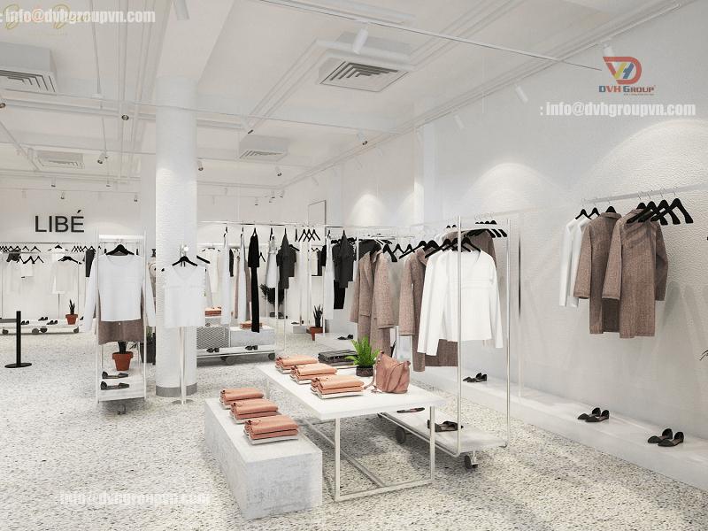 Những nội thất thường gặp trong thiết kế nội thất showroom
