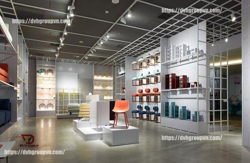 Các đơn vị chuyên thiết kế showroom sẽ có chuyên môn hơn