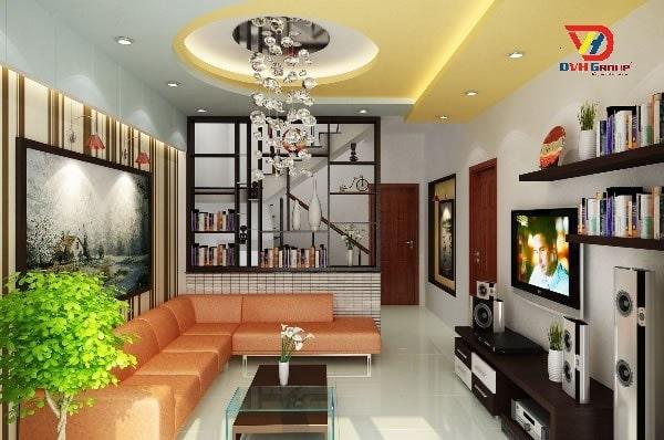 Thiết kế nội thất căn hộ chung cư tại Thuận An