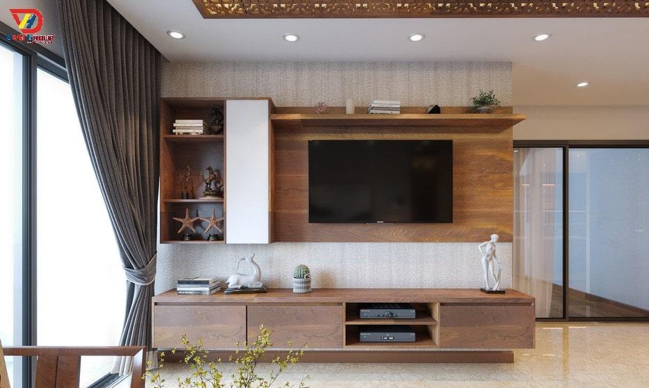 Thiết kế nội thất căn hộ chung cư tại quận Gò Vấp